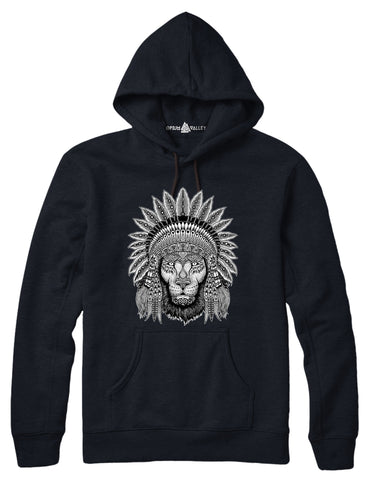 King of Beasts - Hoodie - Opium Valley
