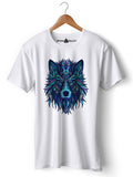 Wolf - Round Neck T-Shirt - Opium Valley