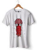 Brain Bad - Round Neck T-Shirt - Opium Valley