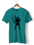 The Butterfly Effect - Round Neck T-Shirt - Opium Valley