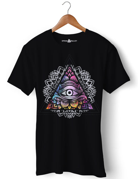 ILLUMINATI - Round Neck T-Shirt