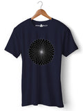 illusion- Round Neck T-Shirt - Opium Valley