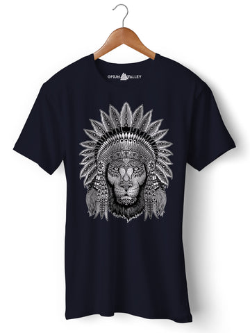 King - Round Neck T-Shirt
