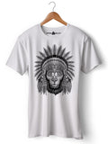 King - Round Neck T-Shirt - Opium Valley