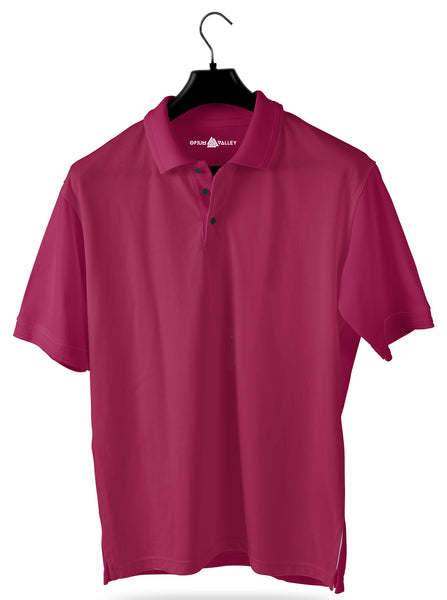 LILAC- Polo T-shirt - Opium Valley
