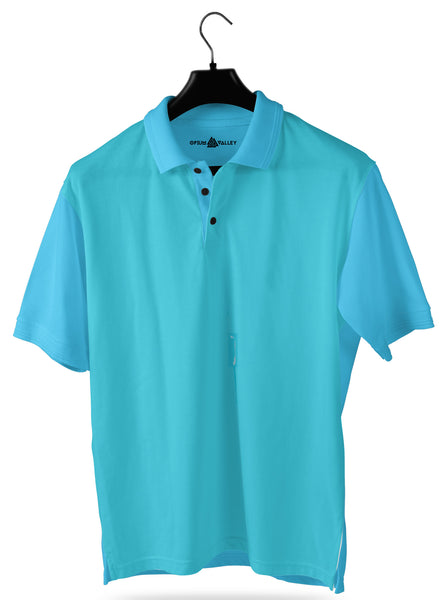 Mint- Polo T-shirt - Opium Valley