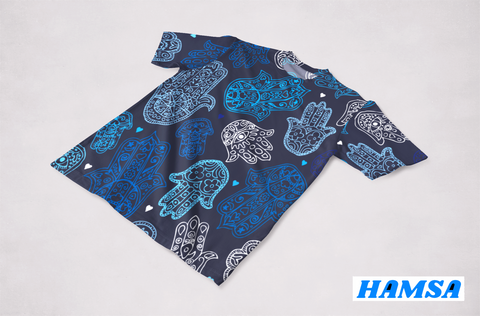 HAMSA - ALL OVER PRINT