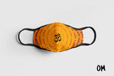 Designer Face Mask (3-layer with filter pocket): OM