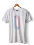 Overlap - Round Neck T-Shirt - Opium Valley