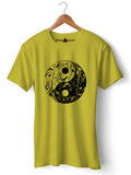 Yin Yang - Round Neck T-Shirt - Opium Valley
