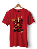 Shrooms - Round Neck T-Shirt - Opium Valley