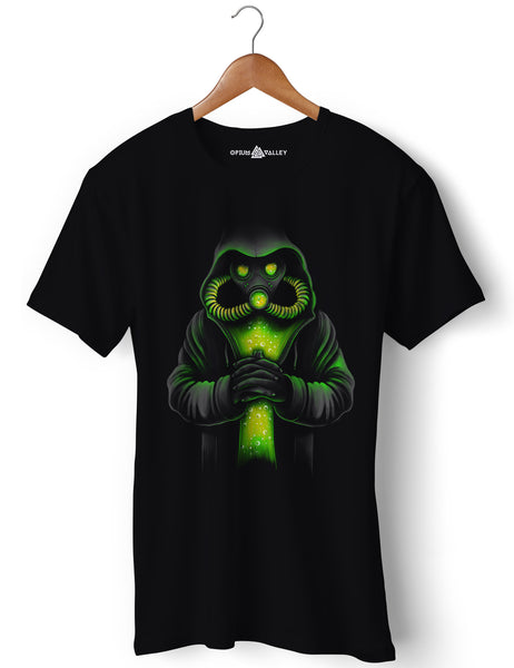 Toxicity - Round Neck T-Shirt