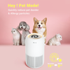 HEPA Air Purifier 4-in-1 for Home