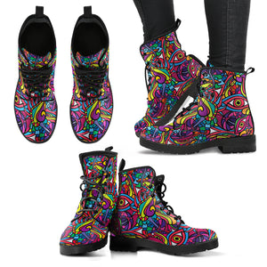 Hippie 4 Women's Leather Boots