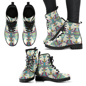 Tribal Totem 1 Women's Leather Boots