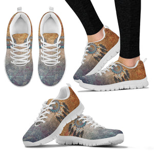 DreamCatcher Mandala 1 Women's Sneakers