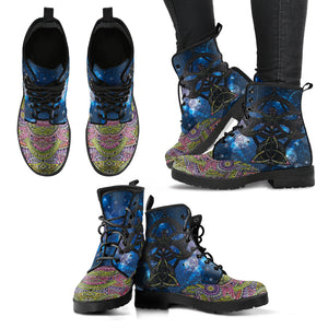 Dragonfly Women's Leather Boots