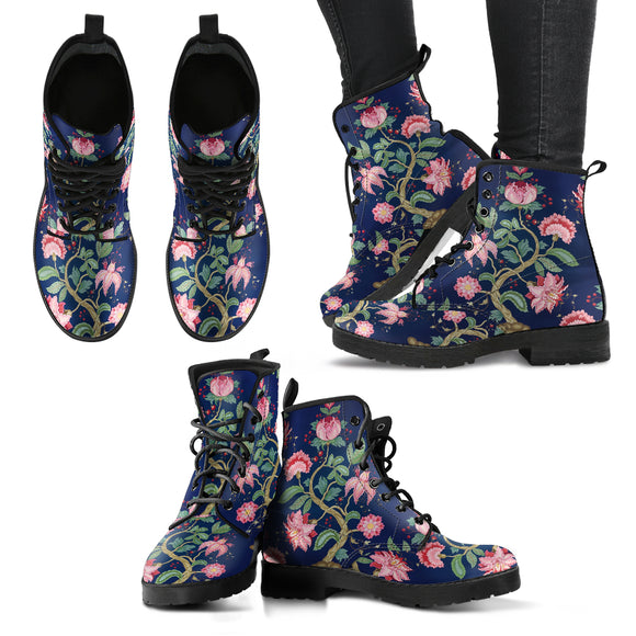 Tree of Life 2 Women's Leather Boots