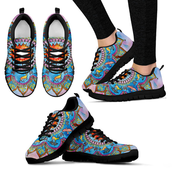 Lotus Mandala 5 Women's Sneakers