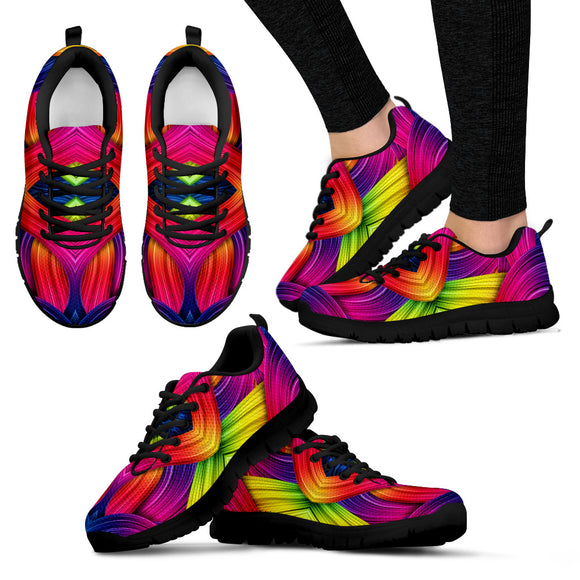 Colorful 1 [Women's Running Shoes]