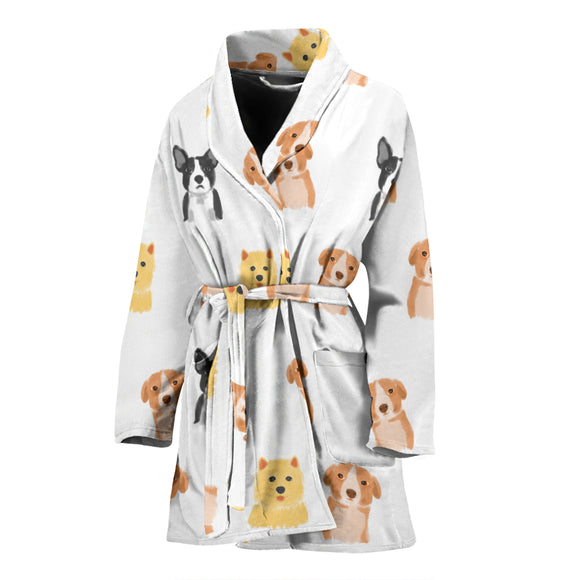 Three Musketeers WOMAN'S BATHROBE