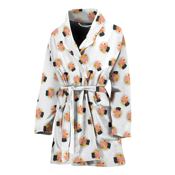 Ramen WOMEN'S BATHROBE