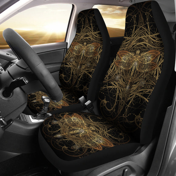 Dragonfly Seat Covers ( Set Of 2 )
