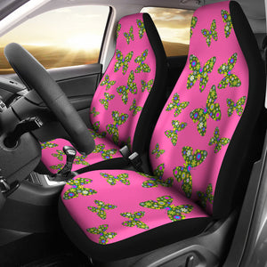 Car Seat Covers - Butterflies