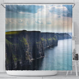 Cliffs of Moher Shower Curtain
