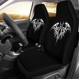 Tribal Bat Car Seat Covers