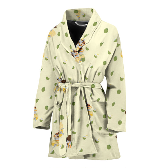 Hula Koala WOMEN'S BATHROBE