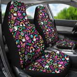 NP Peace Love Car Seat Covers