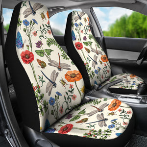 Dragonfly 1 Seat Covers ( Set Of 2 )