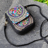 Boho Ethnic Embroidery Bag