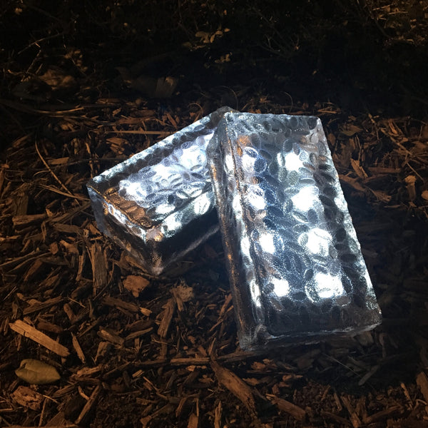 4x8 Solar Brick Light