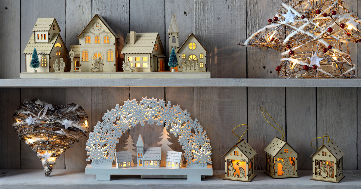 Luxury Christmas Trees, Lights And Decorations