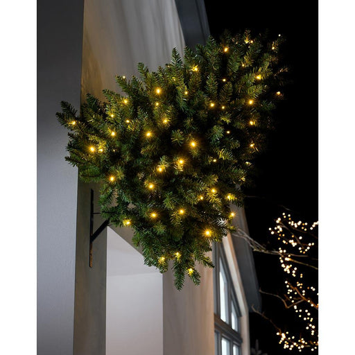 Wall Mounted Chirstmas Trees