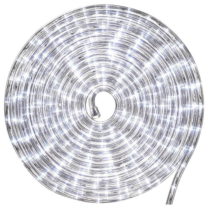 LED Rope Light with Multi-Function Controller, 8 m - Bright White