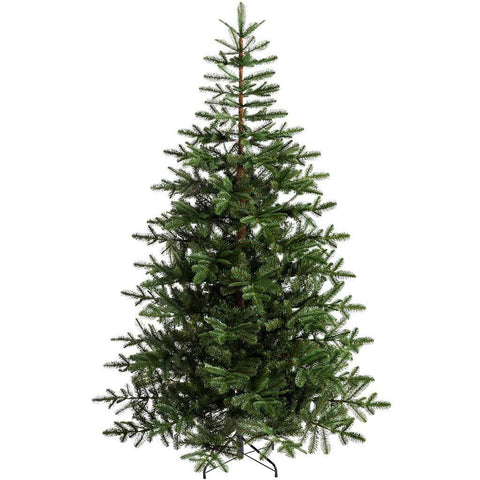 WeRChristmas Nordmann Fir Christmas Tree, 7 ft/2.1 m - Green