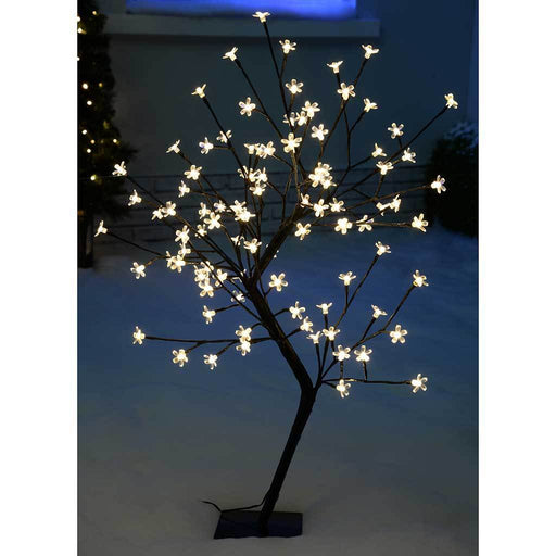 2ecc95c0985e LED Cherry Blossom Trees