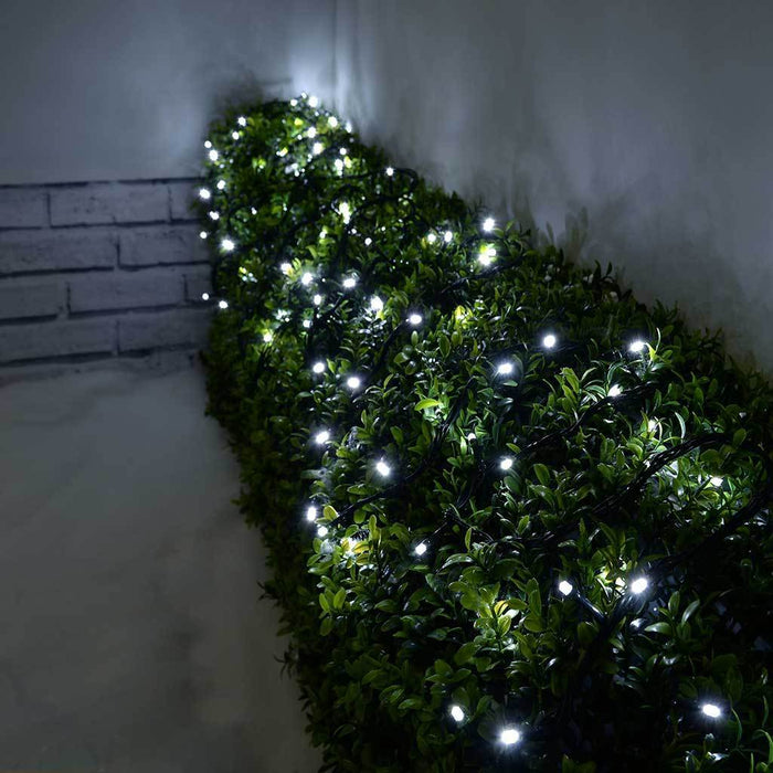 100 Piece Led Christmas Tree Lights String With Chasing Static