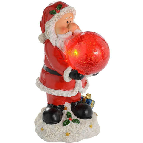 25 cm Santa Solar Pathway Light Christmas Decoration
