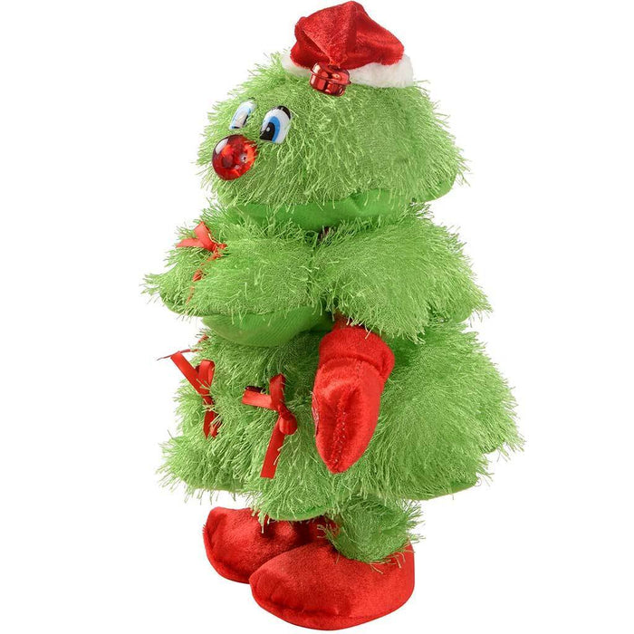 Novelty Dancing and Singing Christmas Tree, 30 cm