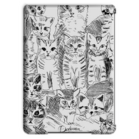 Coque Tablette iPad - Chatons - 4 pattes & Cie