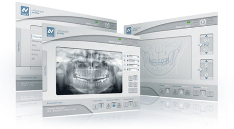Dental Panoramic Systems Rotograph Prime