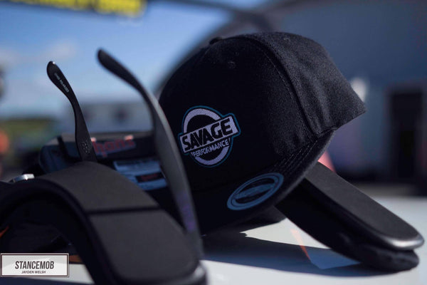 Savage Performance Snapback Hat