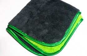 Lux-DeFluff: Ultra Plush Multi-Purpose Microfibre Cloth