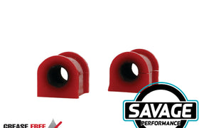 Nolathane - Nissan Safari Patrol Y60 Y61 GQ GU - Front Sway Bar Bushings (18mm)
