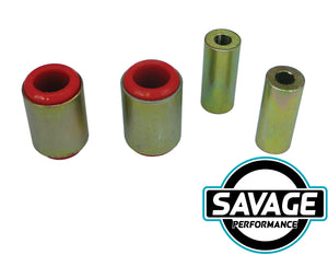 Nolathane - Ford Falcon BA BF FG Territory SX SY SZ - Rear Control Arm Lower Rear Inner Bushing