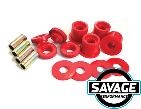 Nolathane - Nissan Silvia Skyline Rear Subframe Mount Bushing Kit